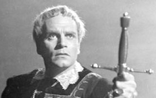 Olivier as Hamlet (1948)