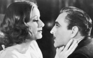 Garbo and Barrymore