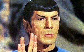 Leonard Nimoy as Mr. Spock