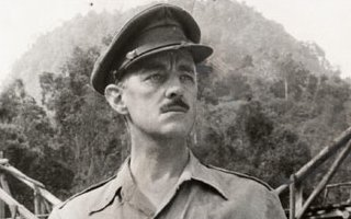 Alec Guinness in Bridge on the River Kwai