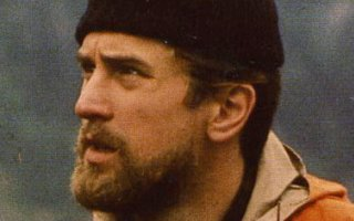 De Niro in The Deer Hunter