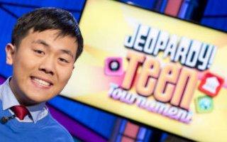 Jeff Xie Wins Jeopardy Teen Tournament