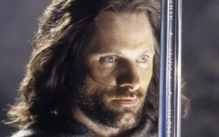 Viggo Mortensen in LOTR: Return of the King