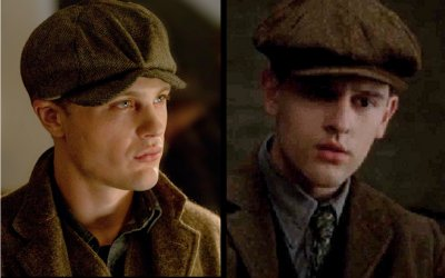 Jimmy Darmody and Joe Harper