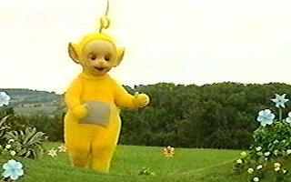 Yellow Teletubby