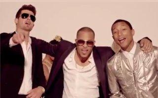Robin, Pharrell and TI