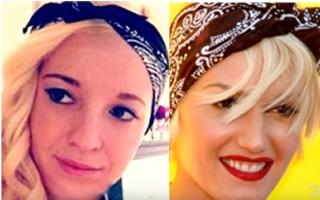 Gwen Stefani and the nanny
