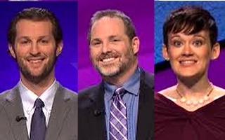 Jeopardy TOC 2015, Quarter Final 1