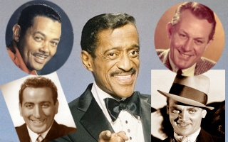 Sammy Davis, Jr. impersonations