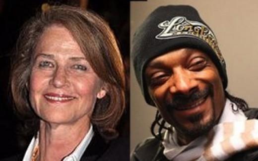 Rampling and Snoop Dogg