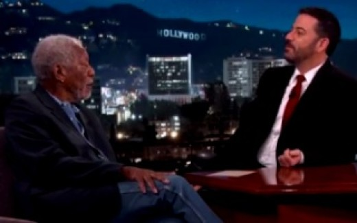 Freeman on Kimmel