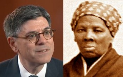 Lew and Tubman