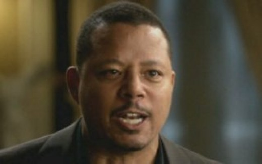 Terrence Howard as Lucious-Lyon