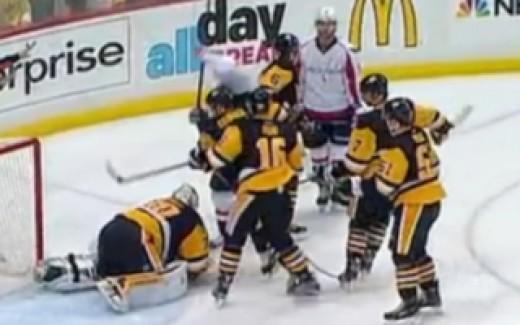 Capitals vs Penguins