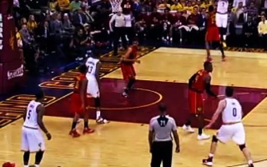 Hawks v Cavaliers