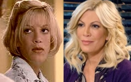 Tori Spelling in Mother, May I Sleep with Danger