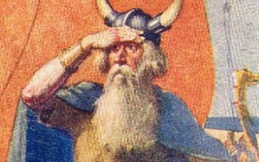 Who is Leif Eriksson's daddy?