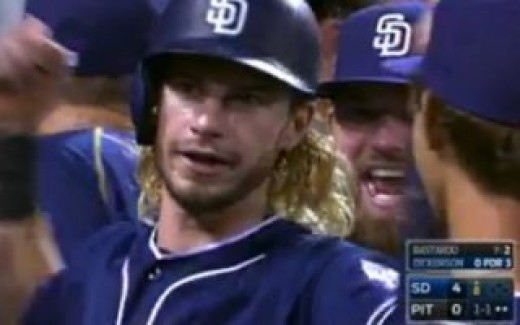 Padres beat Pirates