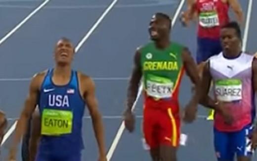 Olympics Mens Track