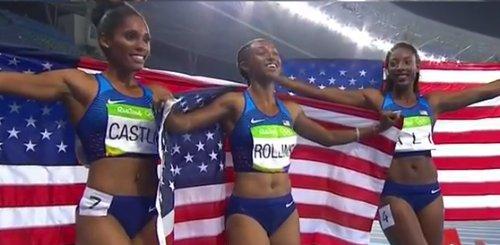 Olympics Womens Track