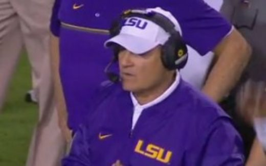 Les Miles Fired