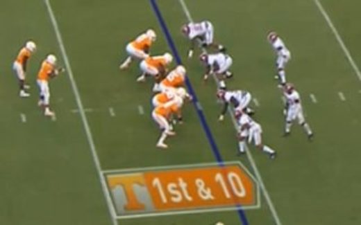 Alabama vs. Tennessee