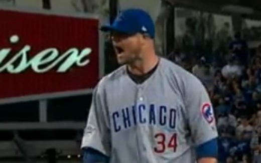 Cubs beat Dodgers