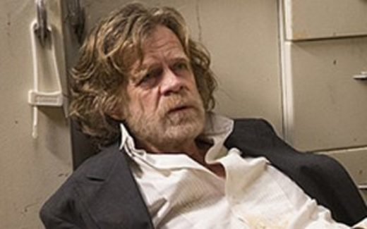 William H. Macy as  Frank Gallagher in Hiraeth (Shameless, Season 7)