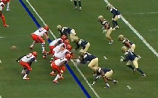 Orange v Panthers