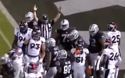 Raiders v Broncos
