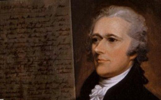 Hamilton letters